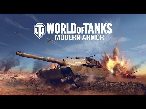 Для World of Tanks на Xbox сегодня выходит крупное обновление Modern Armor