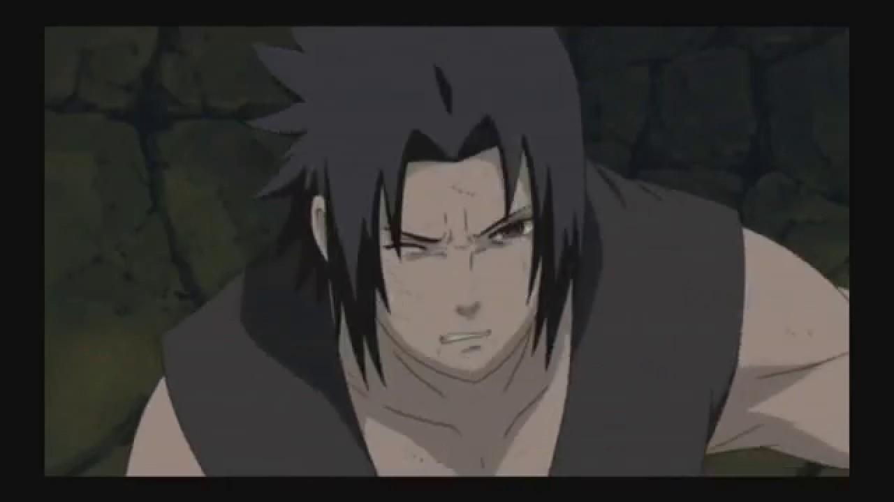 Sasuke Vs Itachi Episode