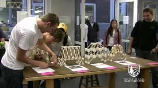 Dartmouth Solid Mechanics Bridge Competition 2011