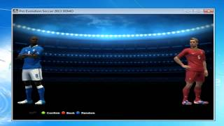 Pro Evolution Soccer (PES) 2013 - Demo Unlocker / Tweak
