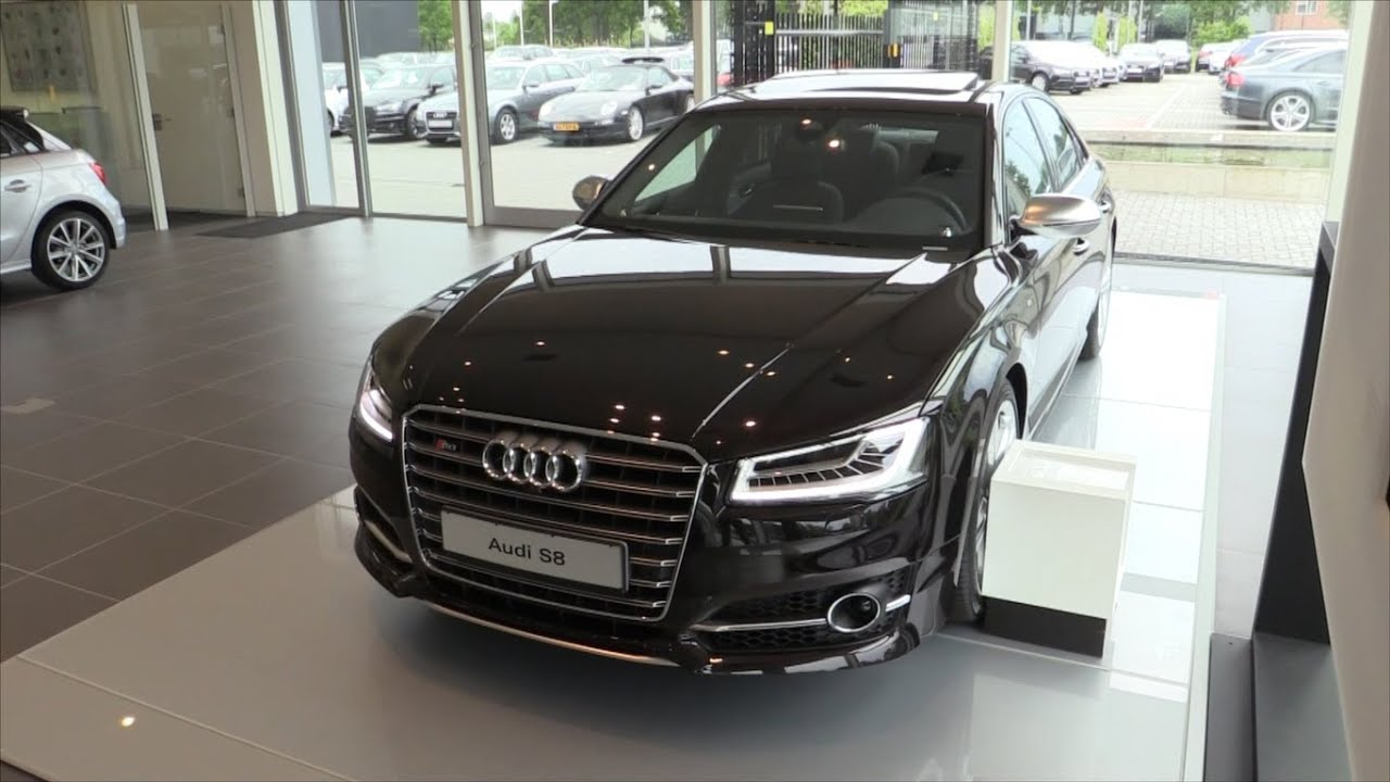 Audi S8 2016 In Depth Review Interior Exterior   YouTube
