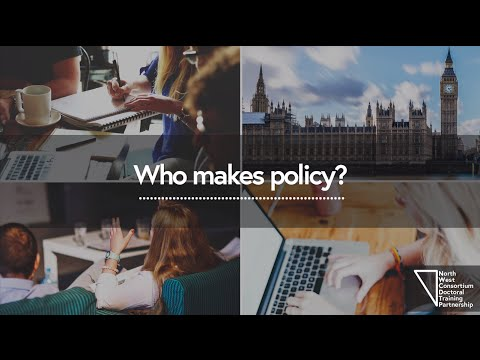 Asking the experts - Who makes UK policy?