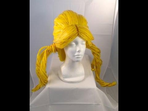 Penny Pingleton Foam Wig