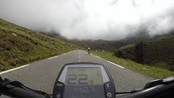 Col du Tourmalet par Luz St Sauveur le 21 08 2016