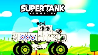 Super Tank Rumble Creations - Monster Truck