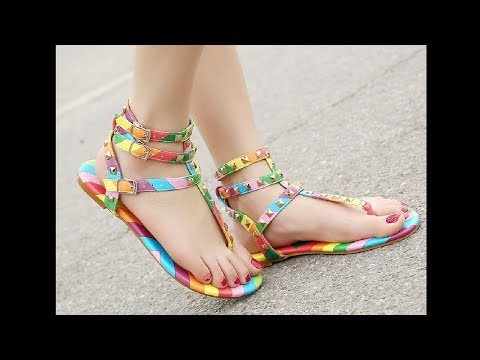 New Style Fancy sandals for summer season | beautiful Shoes