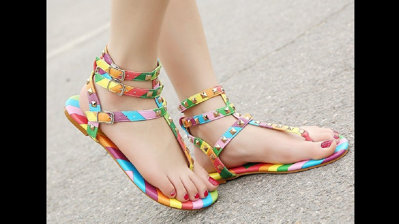 85d082e1c09a New Style Fancy sandals for summer season