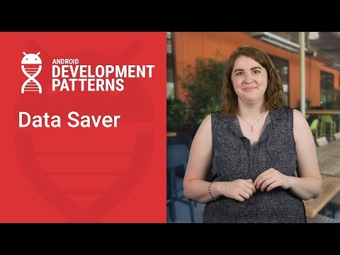 Data Saver (Android Development Patterns S3 Ep 6)