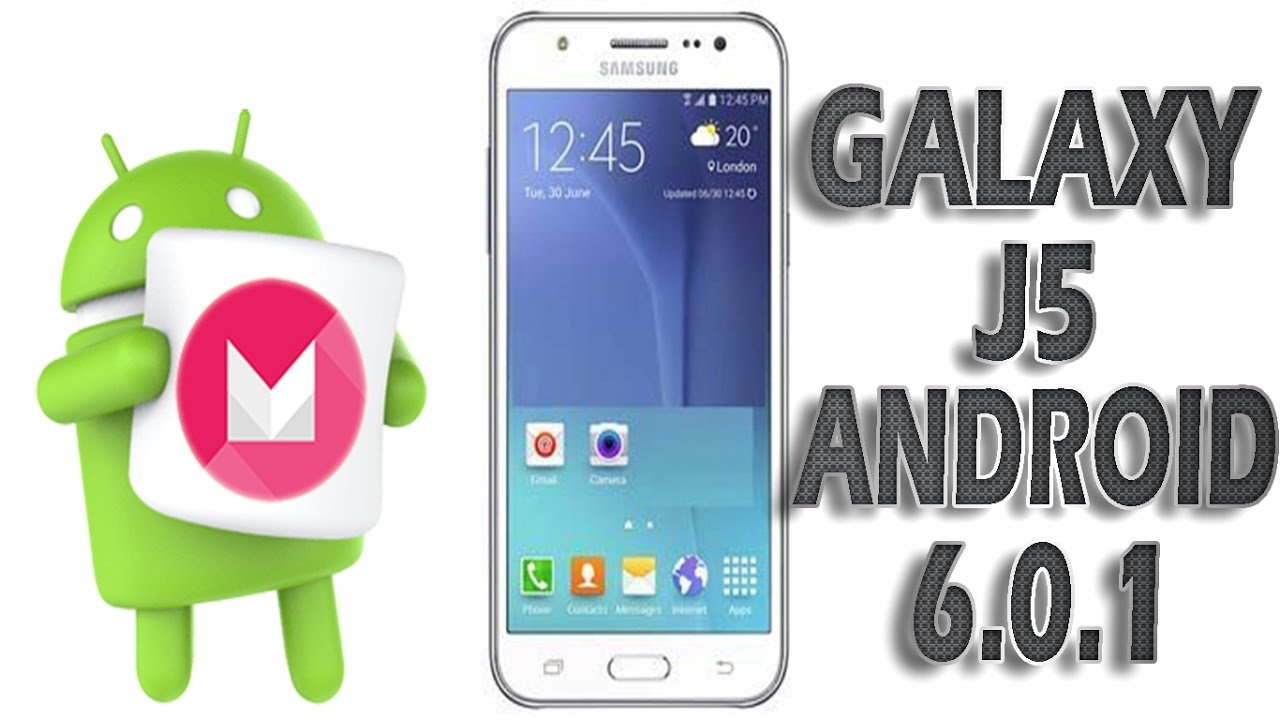 android version 6.0.1 update download