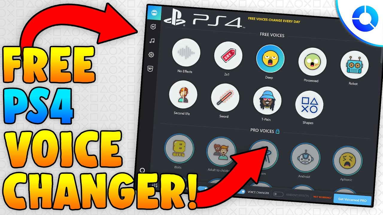 maxresdefault - How To Get A Voice Changer On Ps4 Free