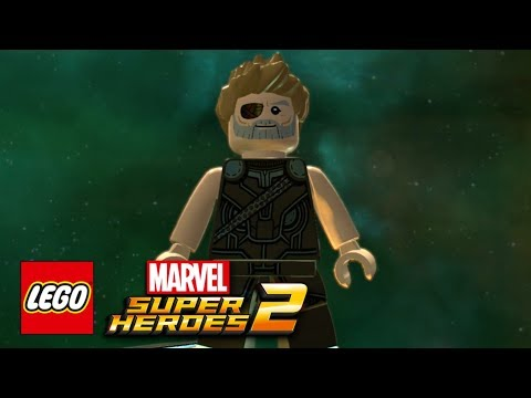 LEGO Marvel Super Heroes 2 - How To Make Thor (Avengers: Infinity War)