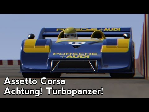 Assetto Corsa : Achtung! Turbopanzer! (917/30 @ Riverside)