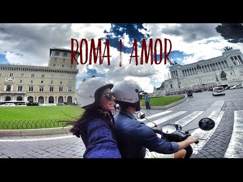 Rome Italy  Vlog | Rome City Tour | Top Things to do in Rome with a Vespa!