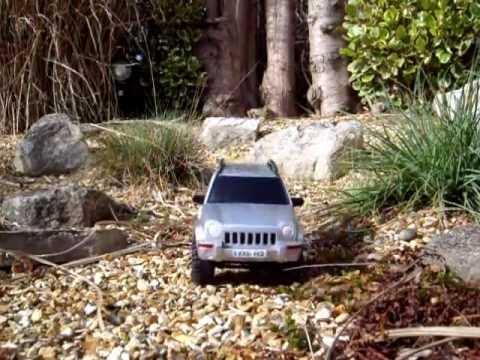 Rc Jeep Cherokee Liberty Kj 2 Youtube