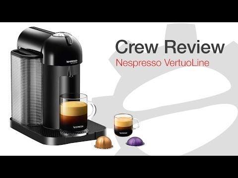 Crew Review: Nespresso VertuoLine