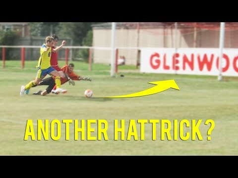 ANOTHER HAT-TRICK? - Saturday League Football