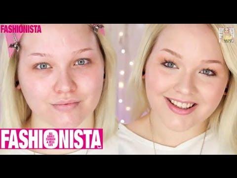 nikkie tutorials for fashionista magazine  natural make