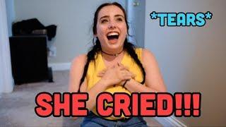 EPIC SISTER PRANKS ***SHE CRIED***