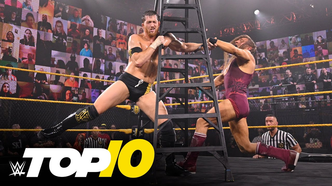 Top 10 NXT Moments: WWE Top 10, Nov. 25, 2020
