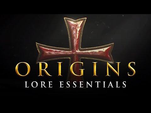 Assassin's Creed Origins - Lore Essentials EP 3: The Templar Order