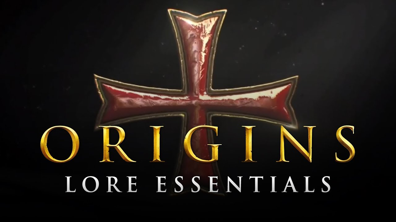 Assassin S Creed Origins Lore Essentials Ep 3 The Templar Order Youtube