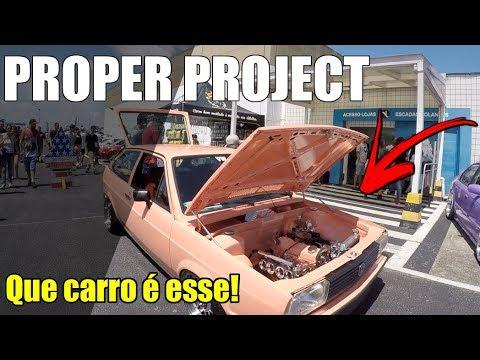 Valerio MILE9 - Encontro Proper Project Day ( Shopping D )