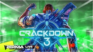 CRACKDOWN 3 - First 51 Minutes of Gameplay (Crackdown 3)