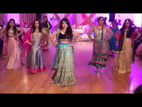 Saniya Vovra and Navjot - Afghan Hindu Engagement Party - Garden City, NY - USA - July 31, 2016