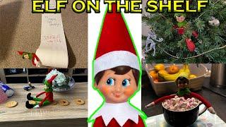 Elf on the Shelf Christmas 2019 || Part 2 || Tubers FunFam