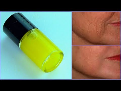 ERASE YEARS OFF YOUR FACE, ANTI - AGING COLLAGEN BOOSTING OIL, WRINKLE + LINES |Khichi Beauty thumbnail