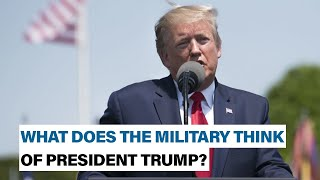 What does the military think about President Trump? | Defense News Weekly, Dec. 20, 2019