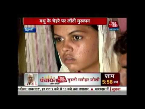 Sushama Swaraj Reaches Out To Pakistan Girl Madhu, Assures School Admission