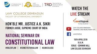 Justice A K Sikri