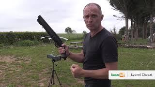 Test exclusif des billes orange dans le fusil HDS 68 T4E Umarex