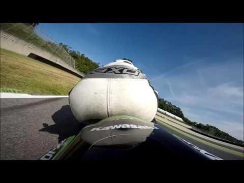 Mugello on board Kawasaki ninja zx10r