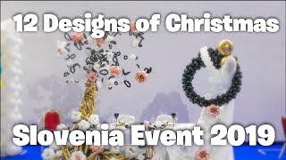 Download lagu 12 Designs of Christmas! Slovenia Event Review - Q Corner Showtime LIVE! E37