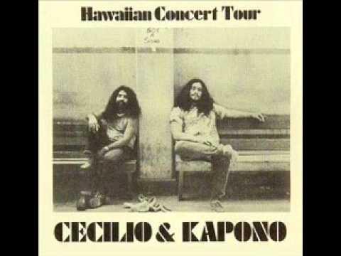 Cecilio & Kapono- Danny's Song LIVE