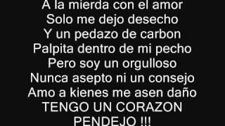 Breiky - A La Mierda El Amor (Con Letras).flv