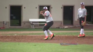 Watch the highly talented Infielders from the EAST team @PGAllAmerican 2015