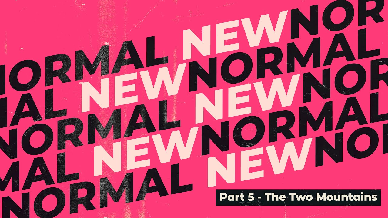 NEW NORMAL SERIES