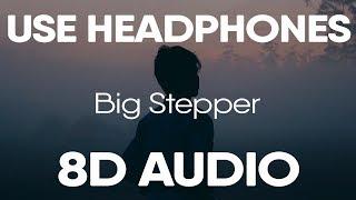 Roddy Ricch - Big Stepper(8D Audio)