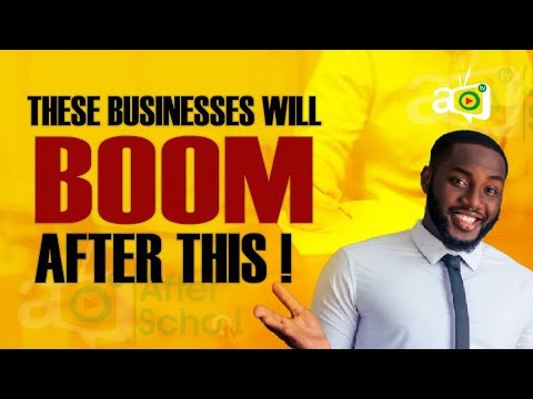 7 Businesses That Will Boom After This Pandemic