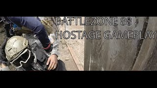 Battlezone 88 Hostage Gameplay