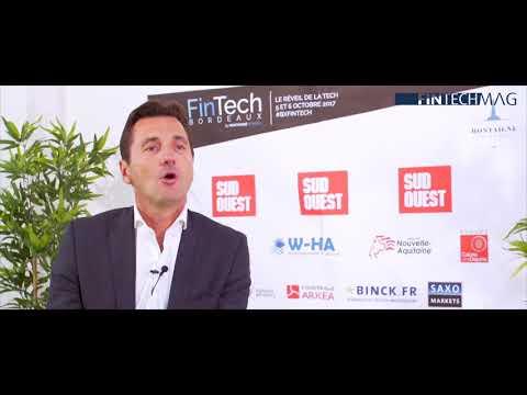 Gilles Monat - Managing Director de Saxo Banque France - BdxFinTech17