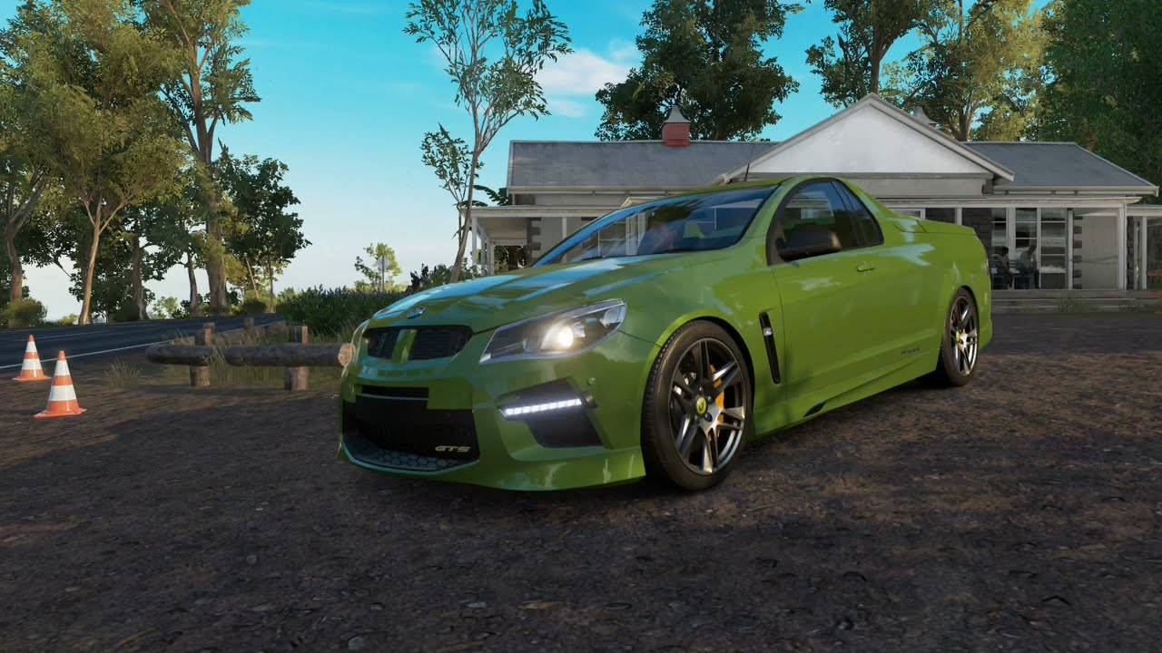 forza horizon 3 demo hsv limited edition gen f gts maloo. Black Bedroom Furniture Sets. Home Design Ideas