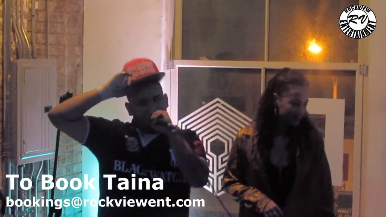 Taina LIVE at Sweet Ash Networking Event