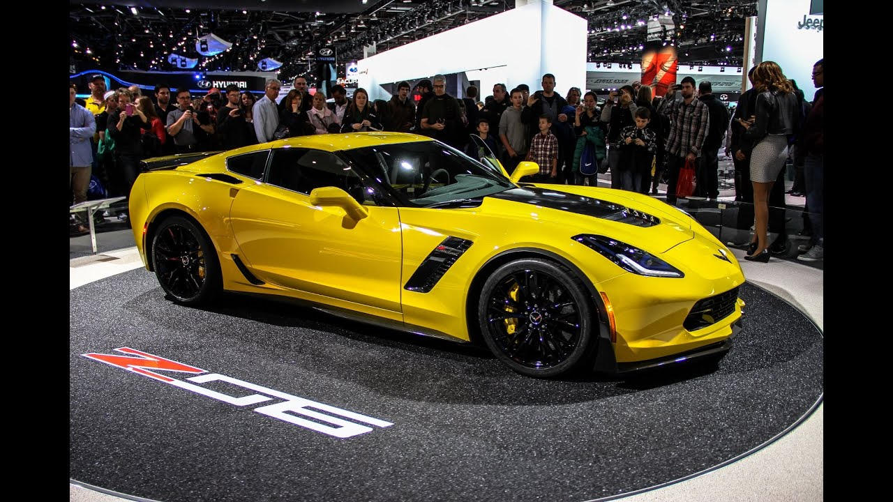 the 2015 chevrolet corvette c7 z06 youtube. Black Bedroom Furniture Sets. Home Design Ideas