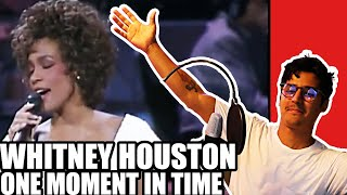Singers reaction/review to whitney houston - one moment in time (live at grammy, 1989)nygma (my band) new video!!!!!: https://youtu.be/kyu5ipk2_b8---------...