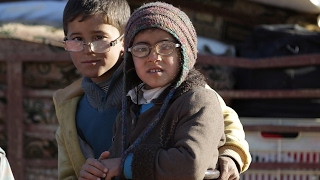 Lenkija atsisako priimti pabėgėlių vaikus