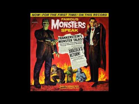 DRACULA'S RETURN! - (Famous Monsters Speak!)